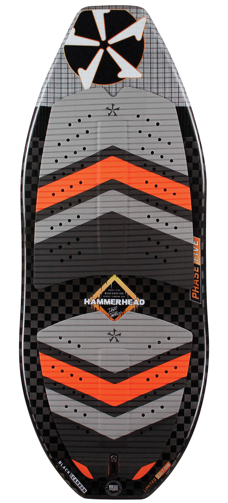 Phase Five Hammerhead LTD Wakesurf Board 2020 - 88 Gear