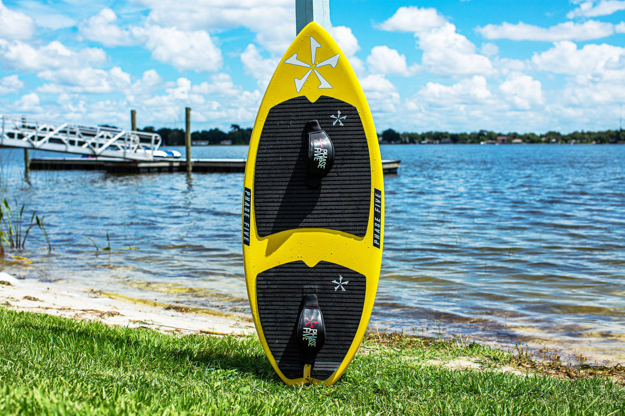 Phase Five Ratchet Wakesurf Board 2020 - 88 Gear