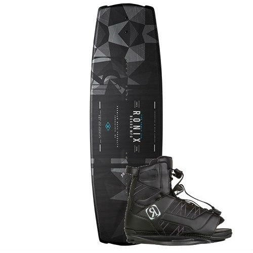 Ronix Vault Wakeboard Package with Divide Boots