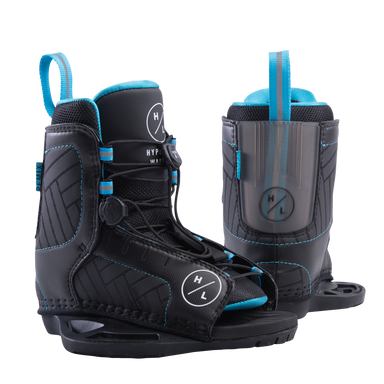 Hyperlite Kid's Remix Wakeboard Bindings