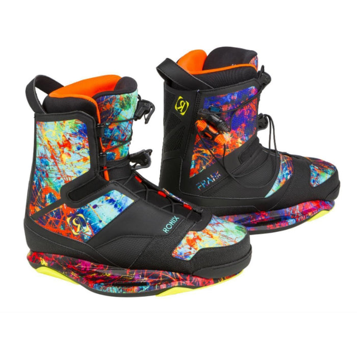 Wakeboard Boots - Ronix Frank Wakeboard Binding - 2017