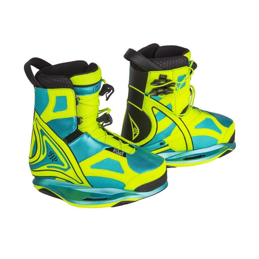 Wakeboard Boots - Ronix Limelight Wakeboard Bindings- 2017