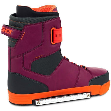 Wakeboard Boots - Slingshot Jewel Wakeboard Bindings - 2017