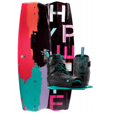 Wakeboard Package - Hyperlite Eden Wakeboard Package -2017