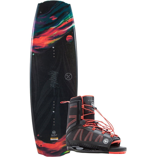 Wakeboard Package - Hyperlite Maiden Wakeboard Package With Syn Boots - 2018
