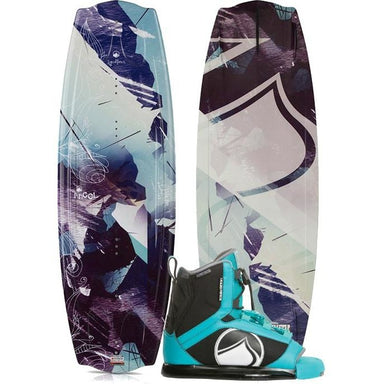 Wakeboard Package - Liquid Force Angel Wakeboard Package 2018