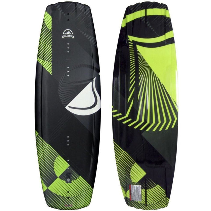 Wakeboard Package - Liquid Force Classic Wakeboard Package W/ Transit Binding 2017