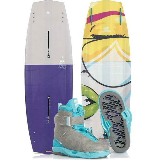 Wakeboard Package - Liquid Force Melissa Wakeboard Package 2018