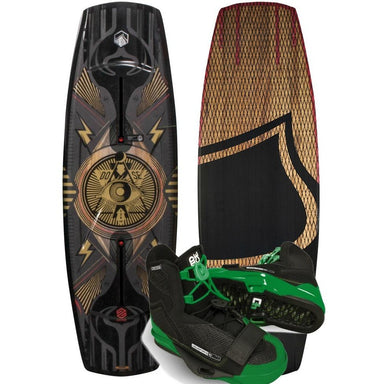 Wakeboard Package - Liquid Force Shane Dose Wakeboard Package With Lite 4D Boots 2017