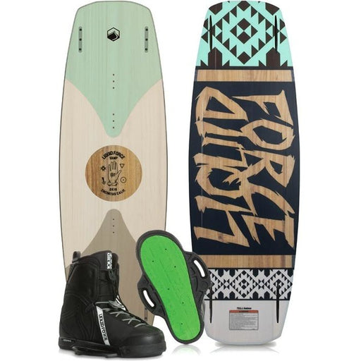 Wakeboard Package - Liquid Force Vamp  Women's Cable Park Package