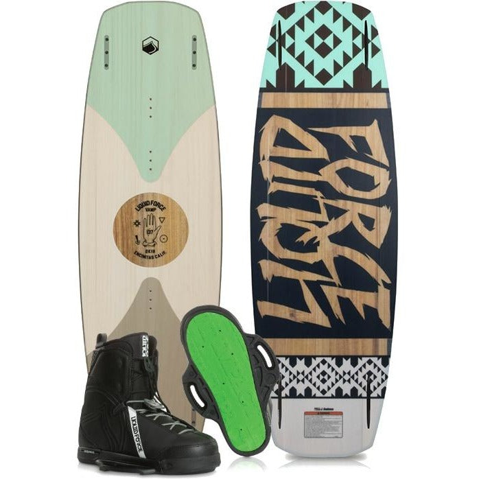 Liquid Force Vamp  Women's Cable Park Package - 88 Gear