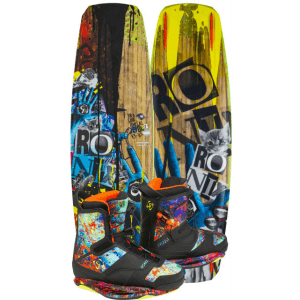 Ronix Bill Wakeboard Package - 2017 - 88 Gear