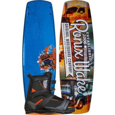 Wakeboard Package - Ronix Code 21 Wakeboard Package W/ Network Bindings