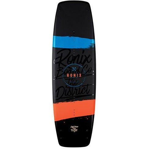 Wakeboard Package - Ronix District Wakeboard Package With District Boots - 2018