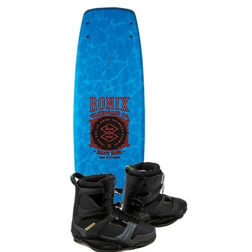 Wakeboard Package - Ronix Happy Hour Wakeboard Package With Darkside
