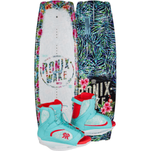 Wakeboard Package - Ronix Krush Women's Wakeboard Package - 2017