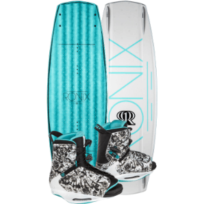Wakeboard Package - Ronix Limelight Women's Wakeboard Package -2017