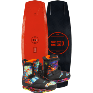 Wakeboard Package - Ronix Parks Wakeboard Package - 2017