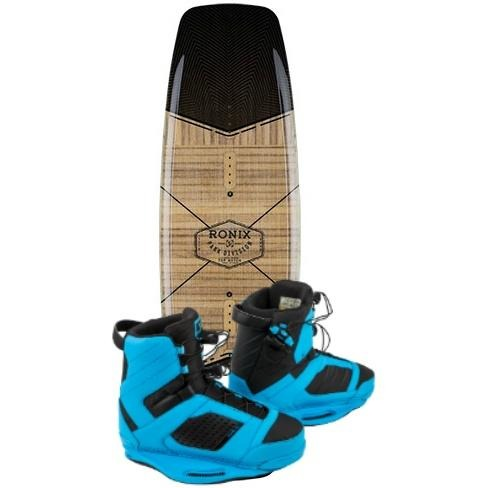 Wakeboard Package - Ronix Top Notch Nucore 2 Cable Park Wakeboard 2018