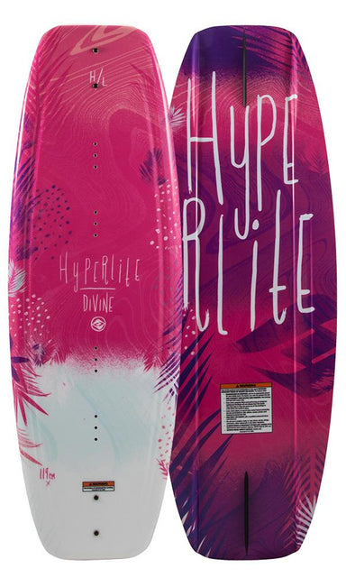 Hyperlite Divine Wakeboard Package 2019