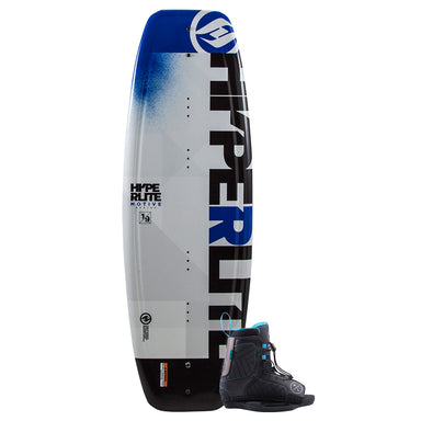 Hyperlite Motive Kid's Wakeboard Package