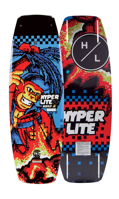 Hyperlite Murray Jr. Wakeboard Package 2019