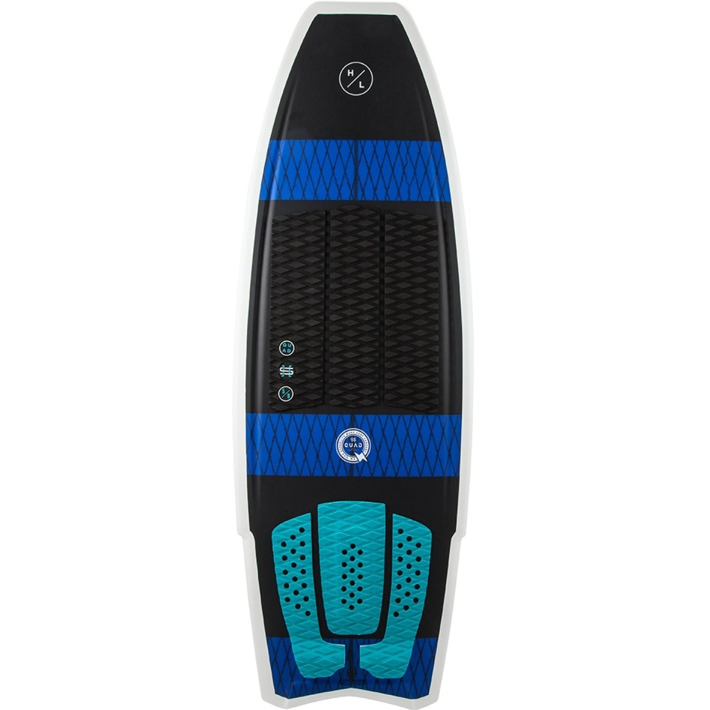 Hyperlite Quad Wakesurf Board - 2018 - 88 Gear