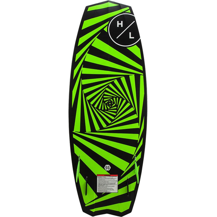 Wakesurf Board - Hyperlite Time Machine Wakesurf Board - 2018