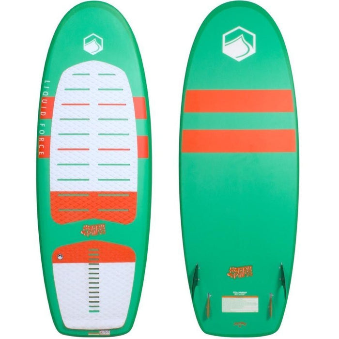 Wakesurf Board - Liquid Force Happy Pill Wakesurfer 2017