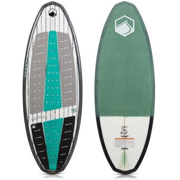 Wakesurf Board - Liquid Force Super Tramp Wakesurf Board 2018