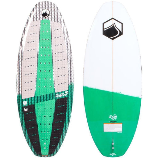 Wakesurf Board - Liquid Force Super Tramp Wakesurfer - 2017