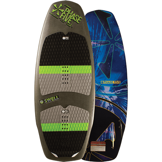 Wakesurf Board - Phase Five Swell Wakesurfer - 2017