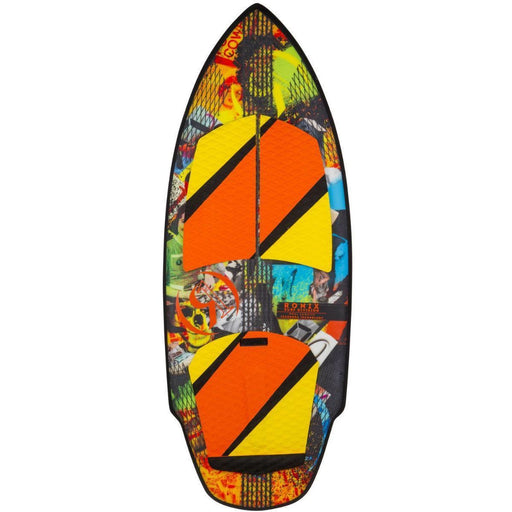 Wakesurf Board - Ronix The Lunatic Wakesurfer - 2017