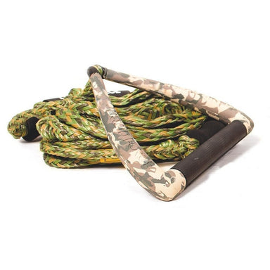 Liquid Force Deluxe Wakesurf Rope - Camo - 88 Gear