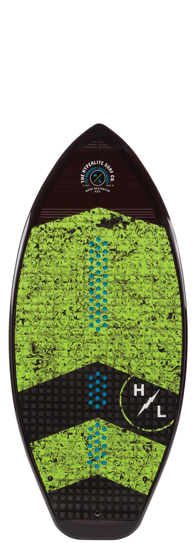 Hyperlite Gromcast Wakesurf Board 2019 - 88 Gear