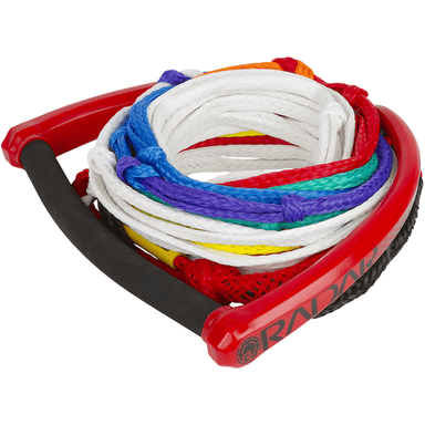 Water Ski Rope And Handle - Radar Control Water Ski Rope &  Arc Handle