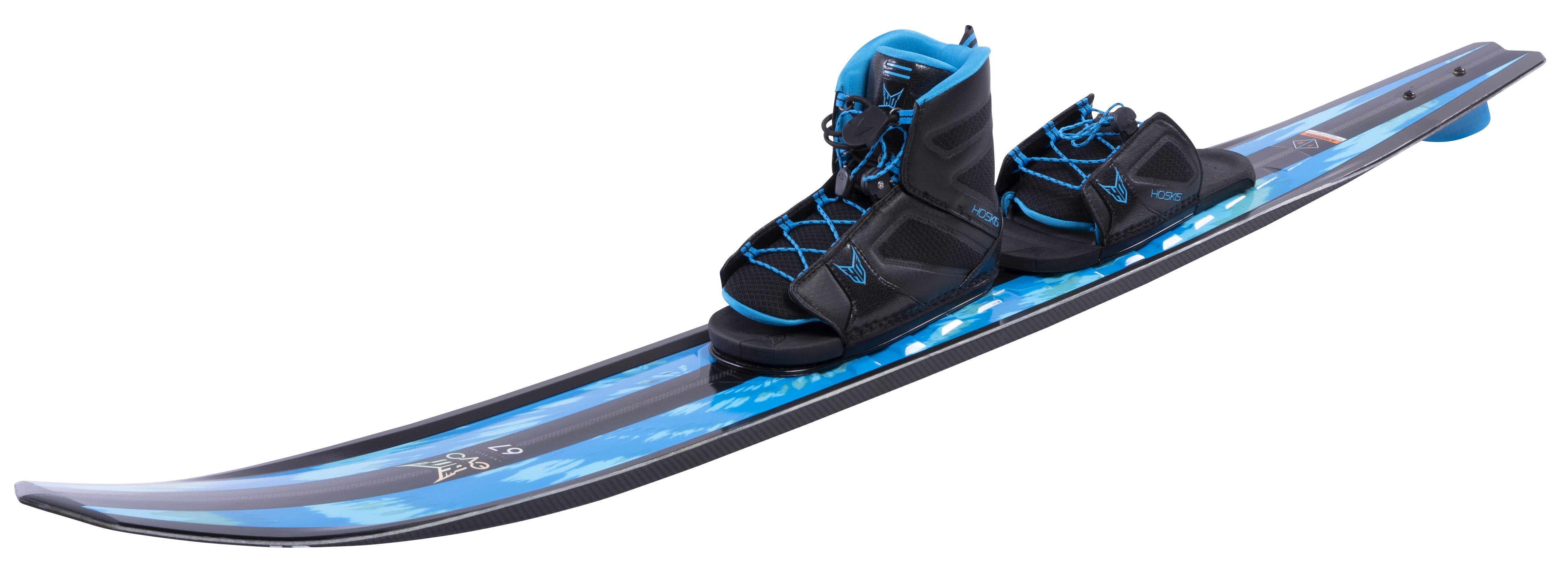 HO Evo  Water Ski with FreeMax Boots 2019 - 88 Gear