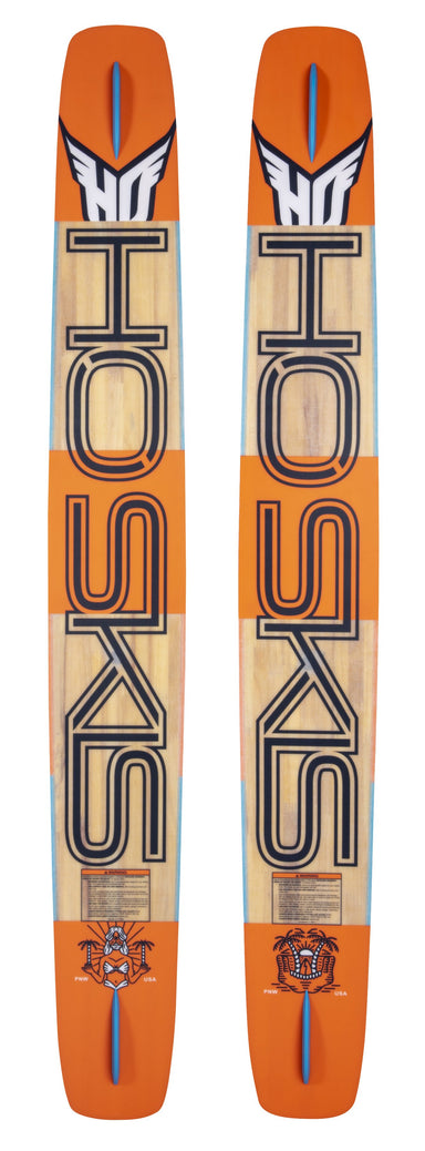 HO Park Popsicle Water Skis - 88 Gear