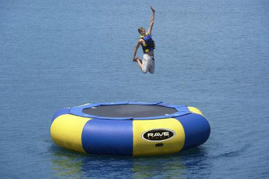 Rave Aqua Jump Water Trampoline 15 ft - 88 Gear