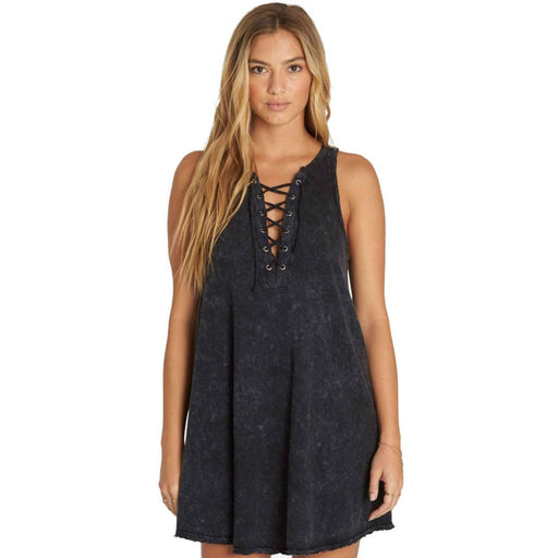 Billabong Let Loose Black Dress