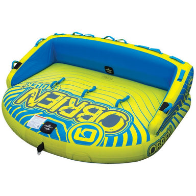 O'Brien Baller 4 Kickback Towable Tube - 88 Gear