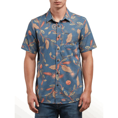 Volcom Broha Short Sleeve Shirt - 88 Gear