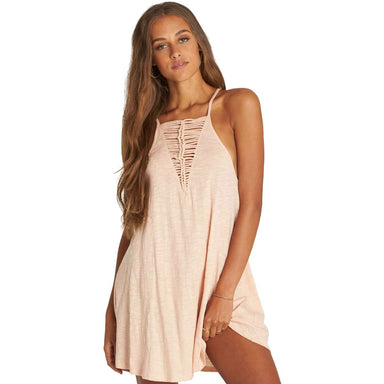 Billabong Ray Me Swing Mini Dress - 88 Gear