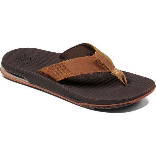 Reef Fanning Low Leather Sandals