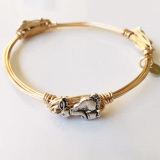 Easter Bunny Bangle
