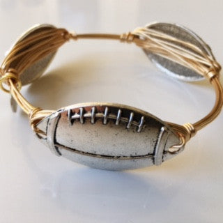 Football Game Day Bangle