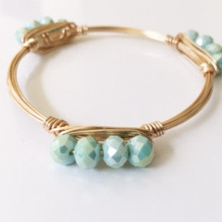 Mint Bar Bangle