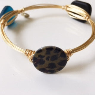Jags Game Day Bangle