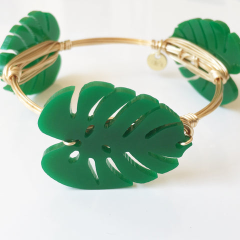 *Palm Leaf Bangle