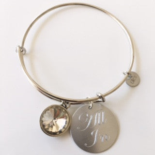 All In Expandable Bangle